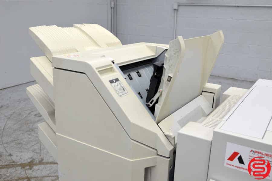 Ricoh Gastetner C75258n Color Digital Press w/ Large Capacity Tray and Finisher
