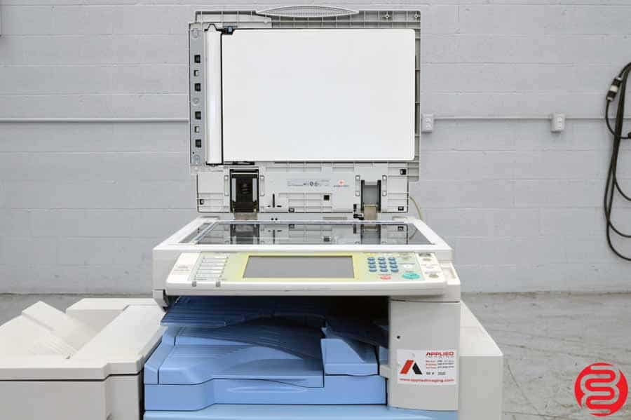Ricoh Lanier LD533 Monochrome Digital Press w/ Finishing Unit