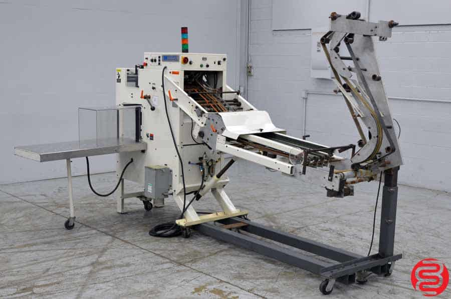 "Rima RS 3010 13"" Entry Level Stacker"