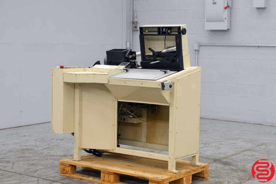 Sickinger Twinserter TLI-17 Twin Loop Coil Binding Machine