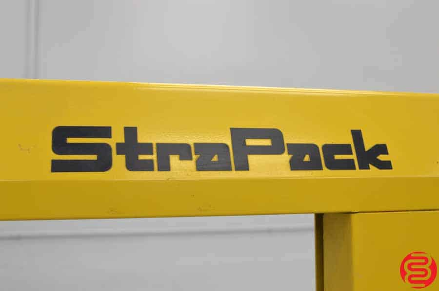 Strapack RQ-8 Automatic Strapping Machine