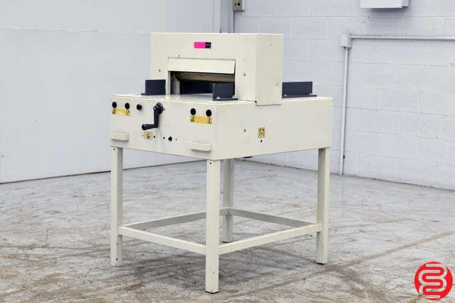 Triumph Ideal 4850 Paper Cutter