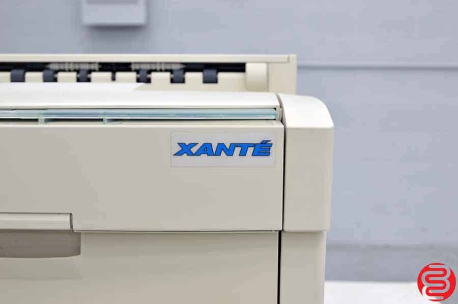 2005 Xante PlateMaker 4 Computer to Plate System