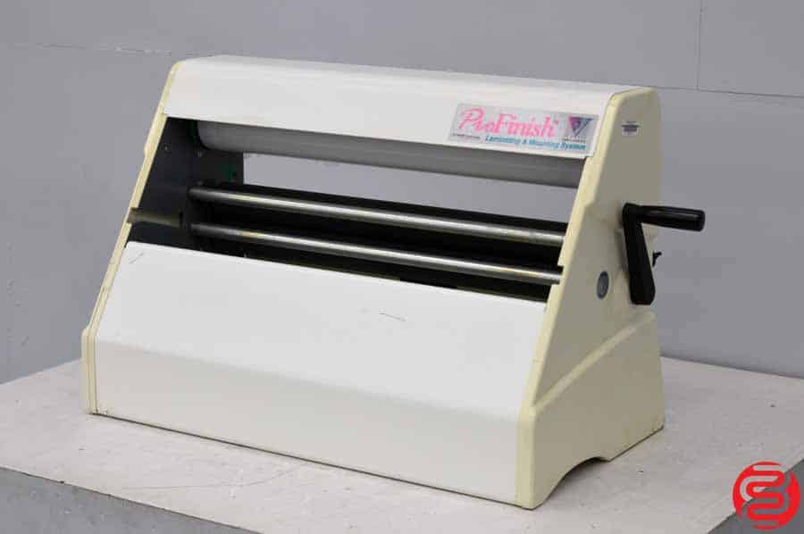 Xyron Varitronics Profinish 24 Quot Cold Laminating And