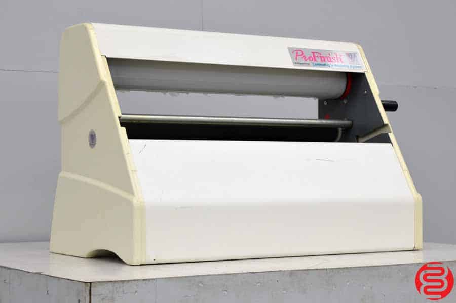 Xyron Varitronics Profinish 24 Cold Laminating And