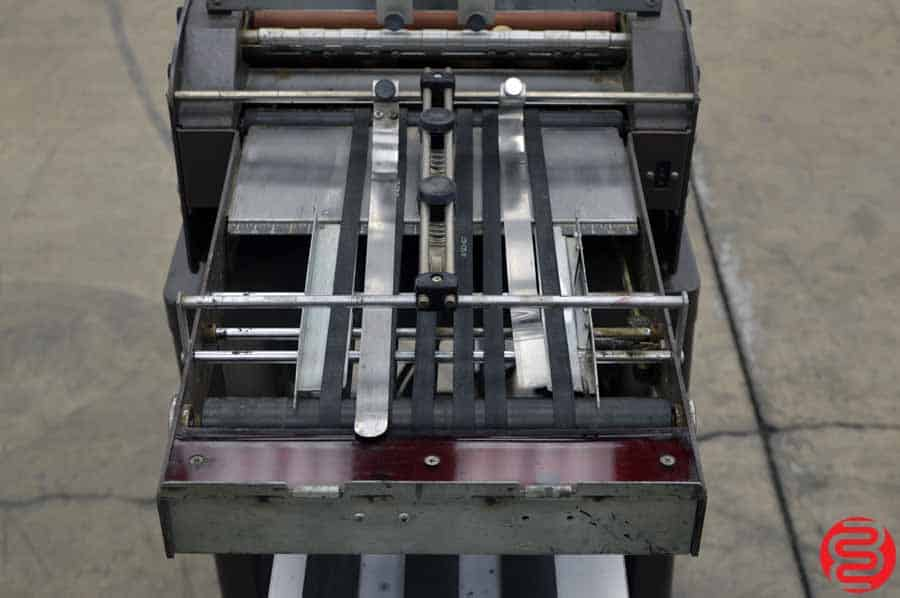 AB Dick 1200 Envelope Feeder w/ Sandco Conveyor