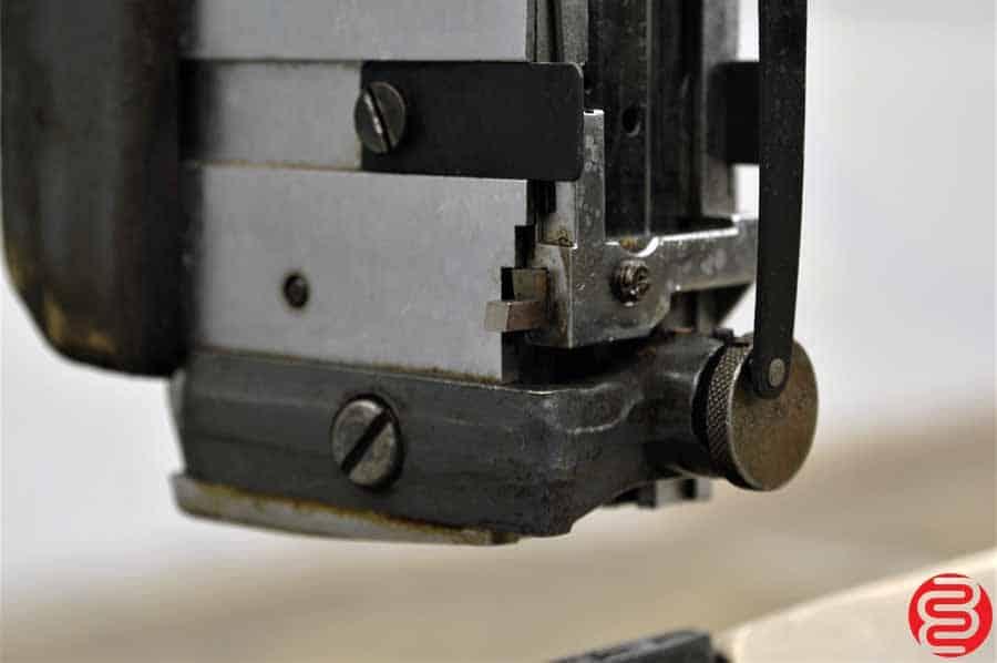 Acme Interlake Model A Flat Book / Saddle Stitcher