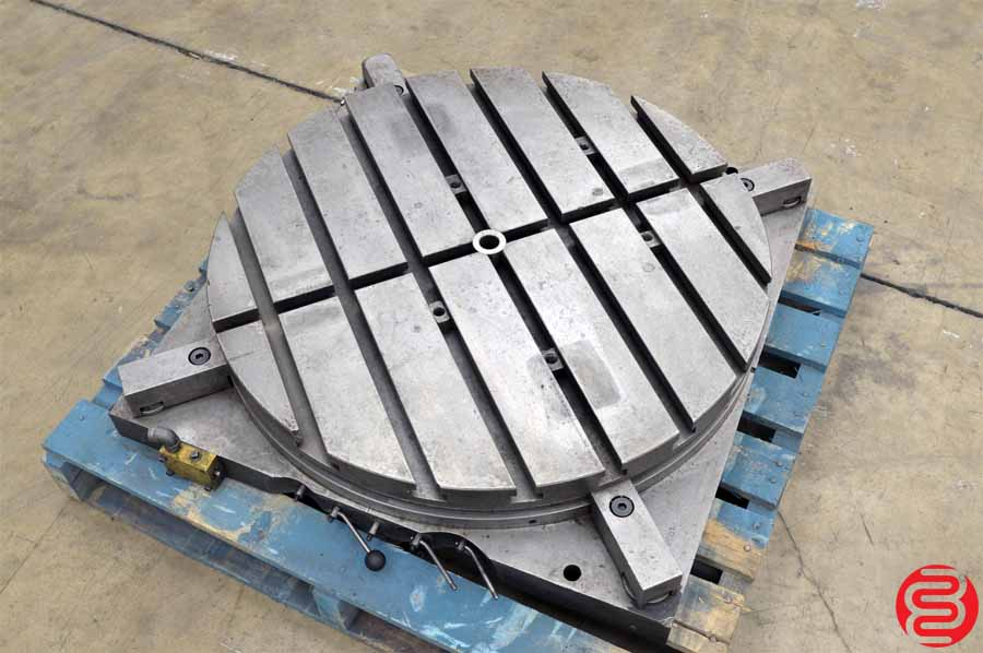 """Air Lift Indexable 30"""" Rotary Table"""