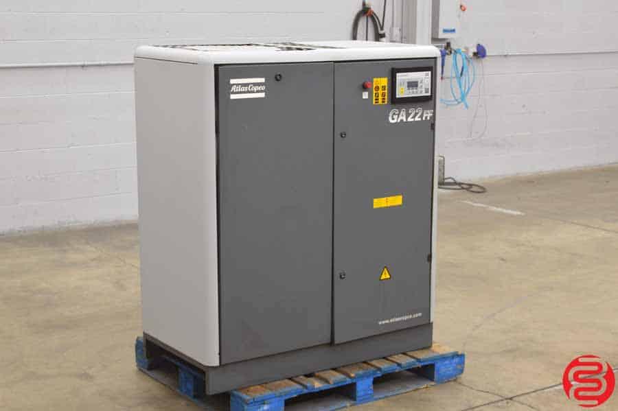 Atlas Copco GA Series 30HP Rotary Screw Air Compressor