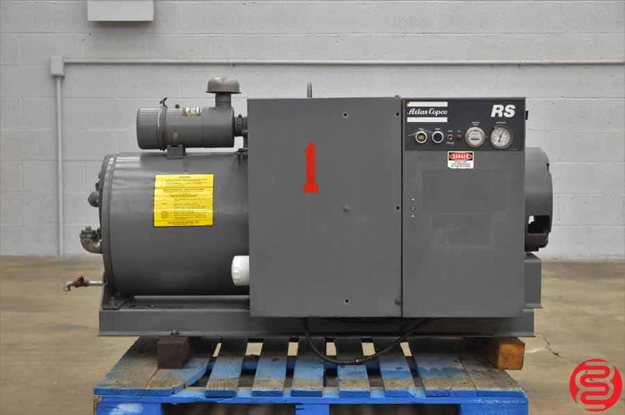 Atlas Copco RS 25 110 20 HP Air Compressor