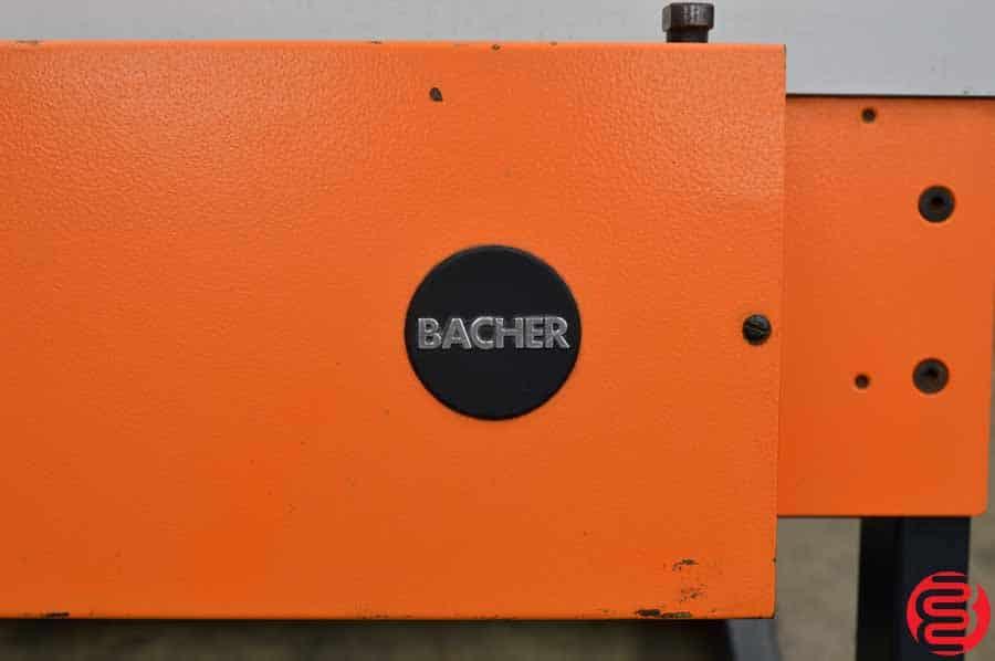 B. Bacher GMBH 2045.1 Plate Punch