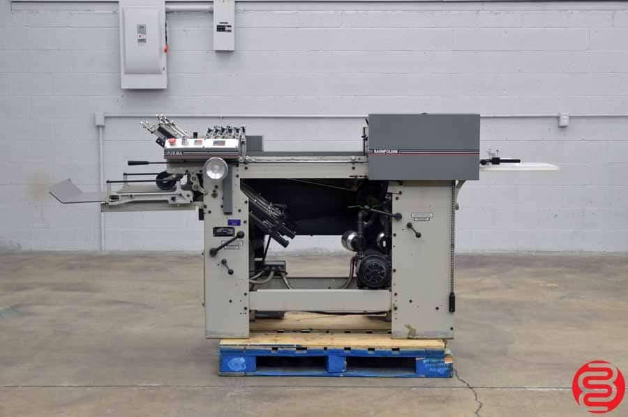 Baumfolder Futura F14 Vacuum Feed Paper Folder