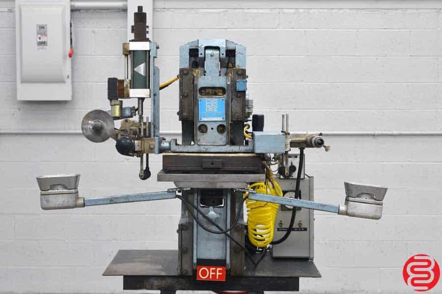 Bee Chemical Company Model 35 Hot Foil Stamper