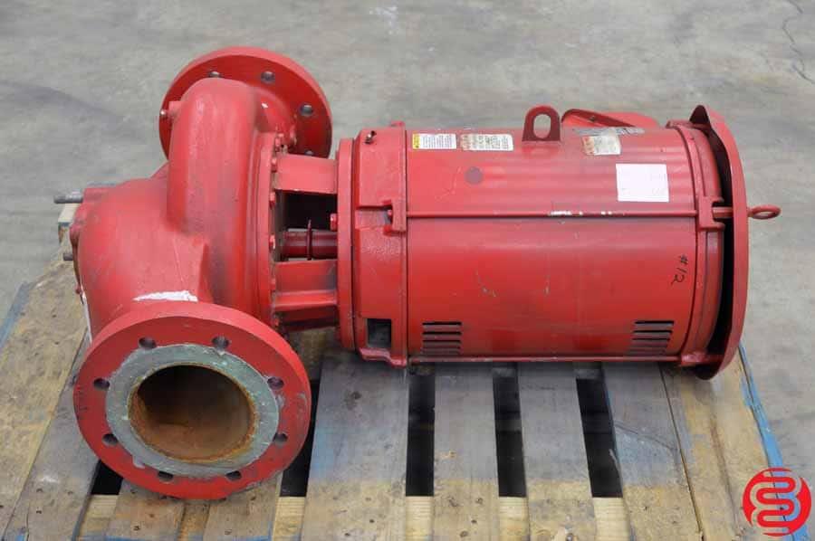 Bell and Gossett Series 80 Model 6X11 Pump w/ 60 HP Motor