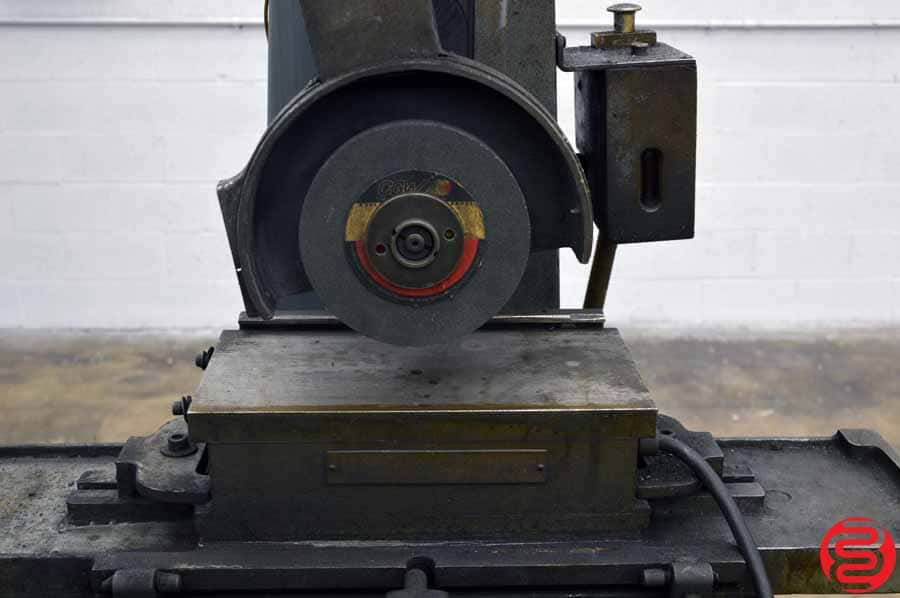 Boyar-Schultz 6″ x 12″ Six Twelve Hydraulic Surface Grinder