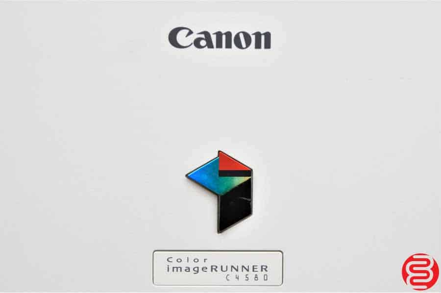 Canon Color imageRUNNER C4580 Digital Press w/ Fiery Print Server