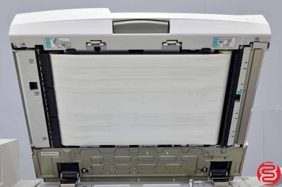 2008 Canon imageRUNNER 7095 Monochrome Digital Press w/ V2 Saddle Finisher