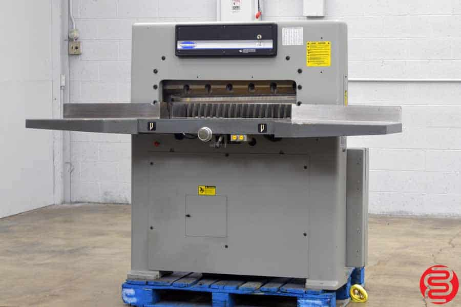 "Challenge 305 MCPB Hydraulic 30.5"" Paper Cutter"
