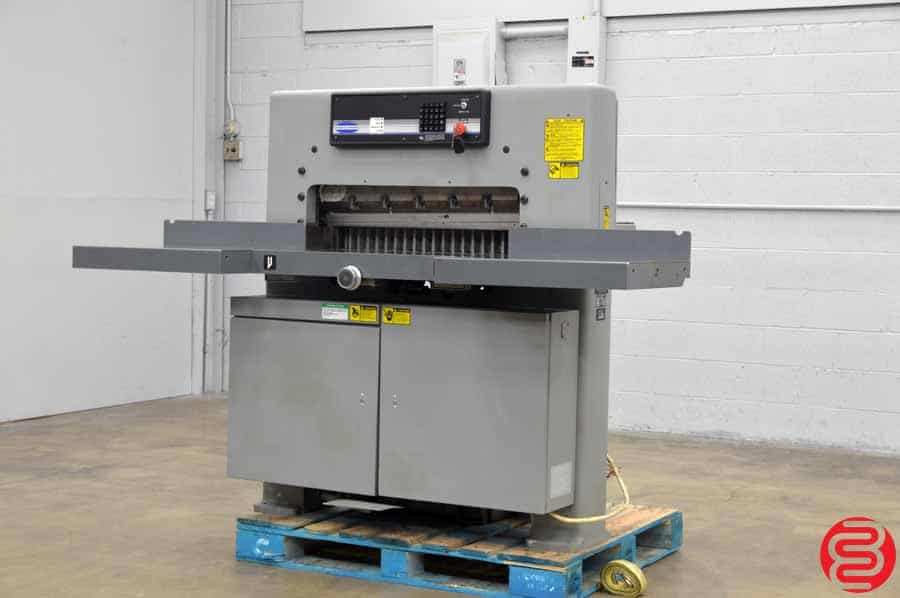 Challenge 305 MPC Hydraulic Programmable Paper Cutter