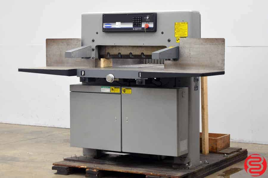 Challenge 305 MPC Programmable Hydraulic Paper Cutter w/ Safety Lights