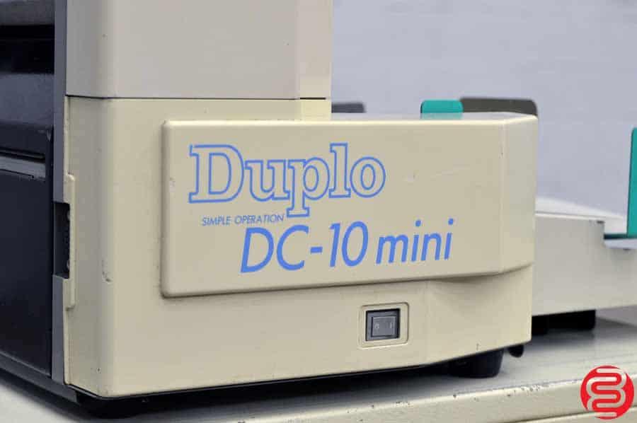 Duplo DC-10 Mini Collator