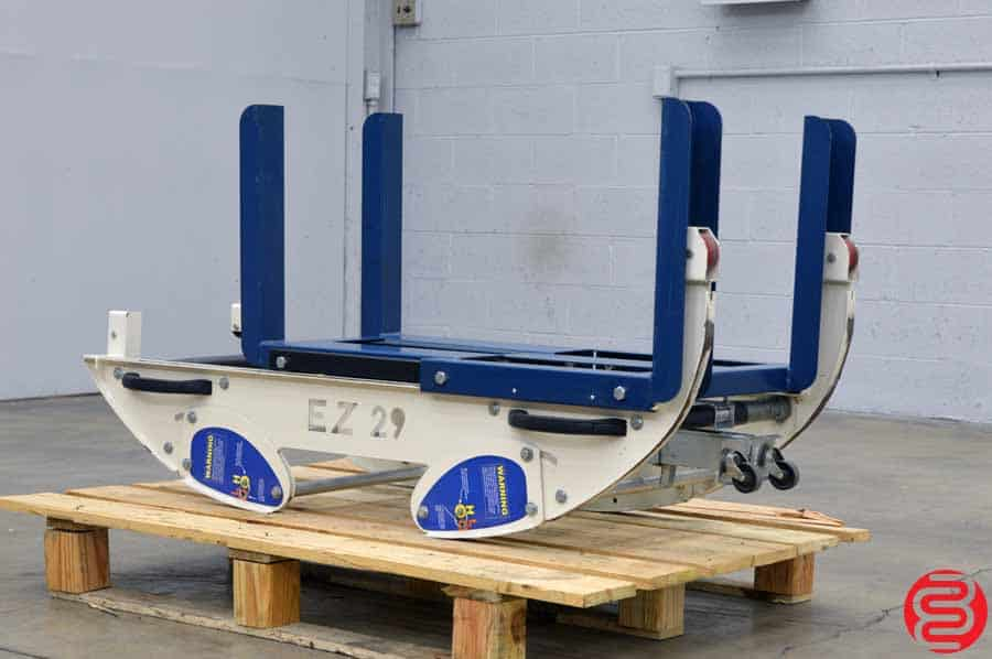 EZTurner EZ-29 Paper Pile Turner