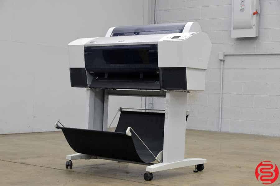 "2005 Epson Stylus Pro 7600 24"" Wide Format Printer"