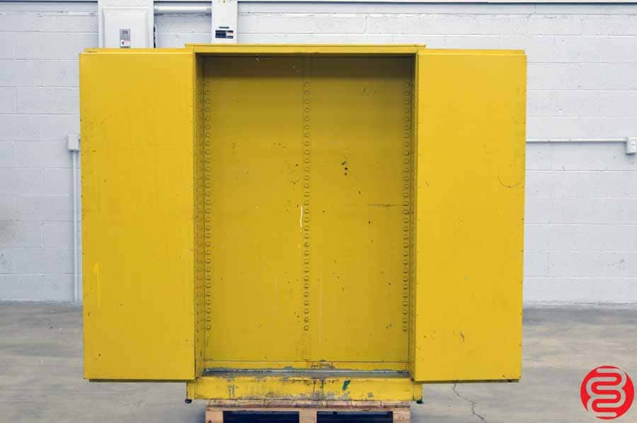 Flammable Liquids Storage Cabinet - 45 Gallons