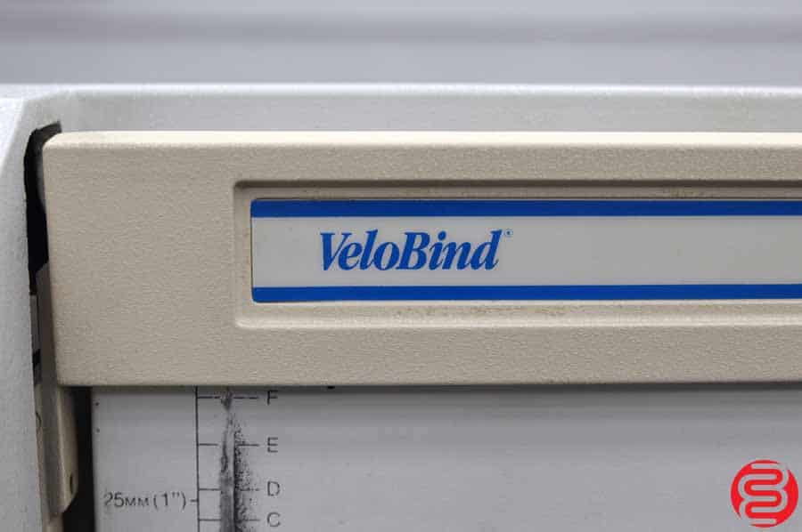 "GBC VeloBind Model 323 3"" Hot Knife Velobinder"