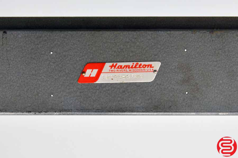 Hamilton Letterpress Chase Holder