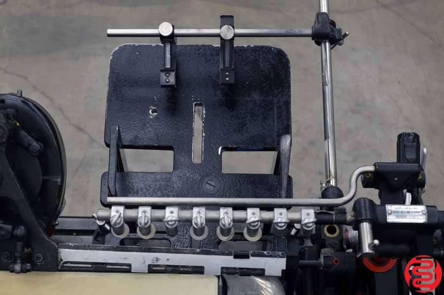 """Heidelberg 10"""" x 15"""" Redball Windmill Letterpress w/ Lockout Rollers"""