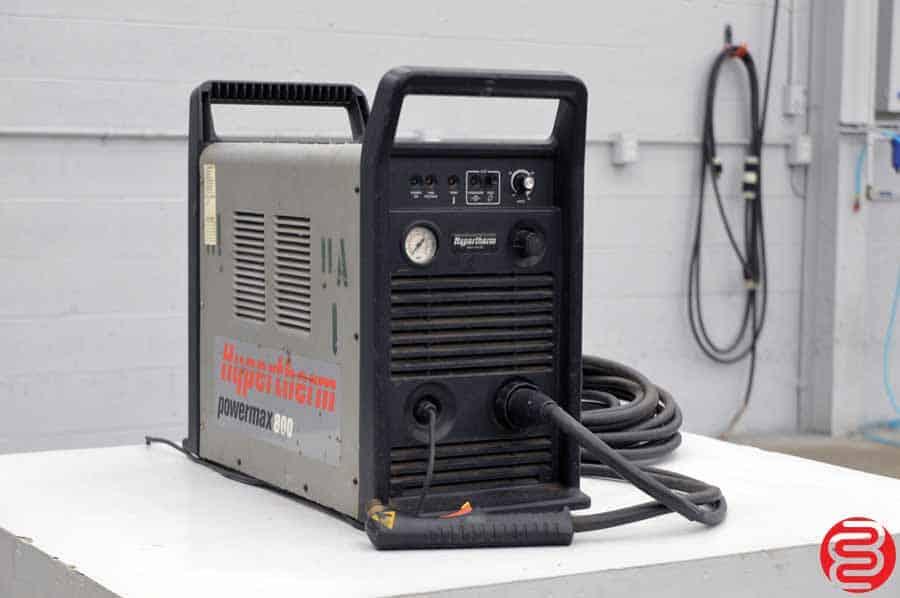 Hypertherm Powermax 800 Plasma Cutter