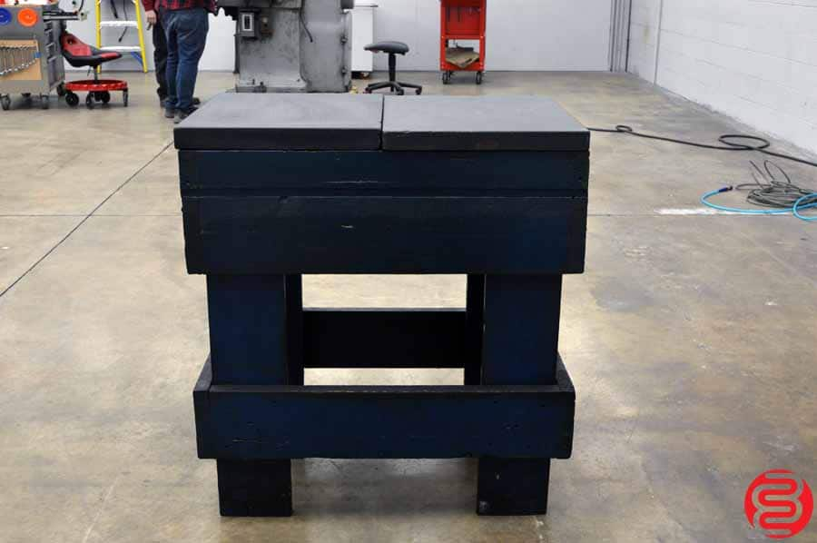 Inspection Surface Plate w/ Stand