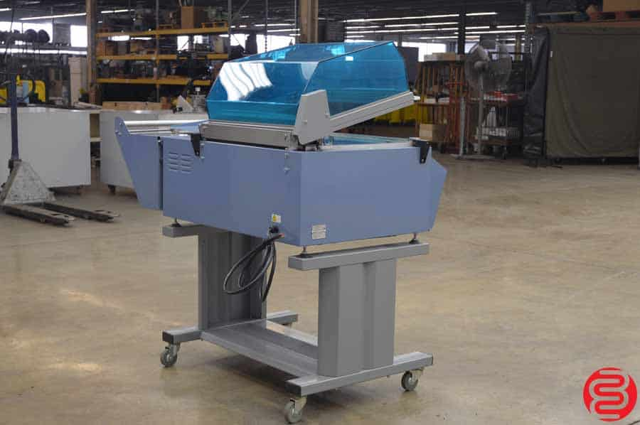 Italdibipack Dibipack 4255 ST Semi-Automatic Shrink Wrap Machine w/ Magnetic Hold Down
