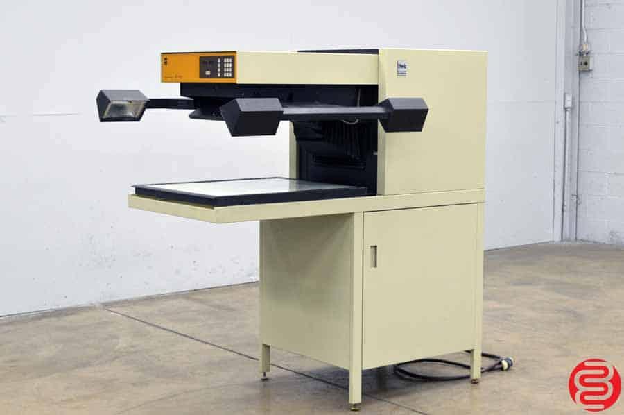 Itek Graphix Model 615S Platemaker