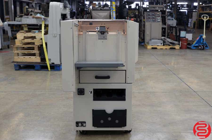 2004 James Burn DocuPunch Automatic Punch Machine
