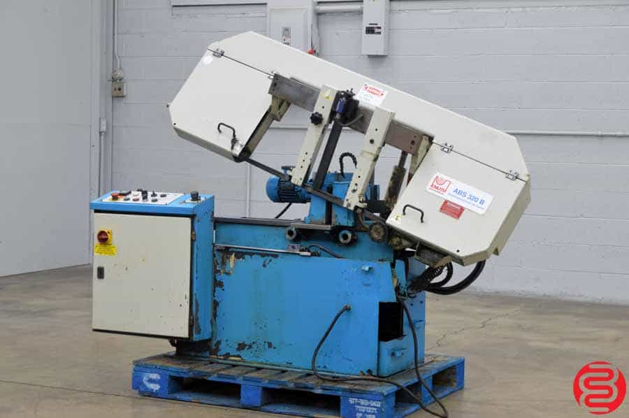 2004 Knuth ABS 320 B Horizontal Band Saw