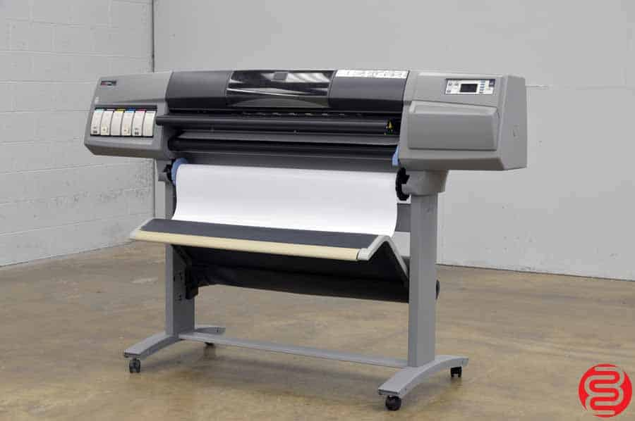 Kodak Polychrome Model 5542 Wide Format Printer w/ Matchprint Inkjet Proofer