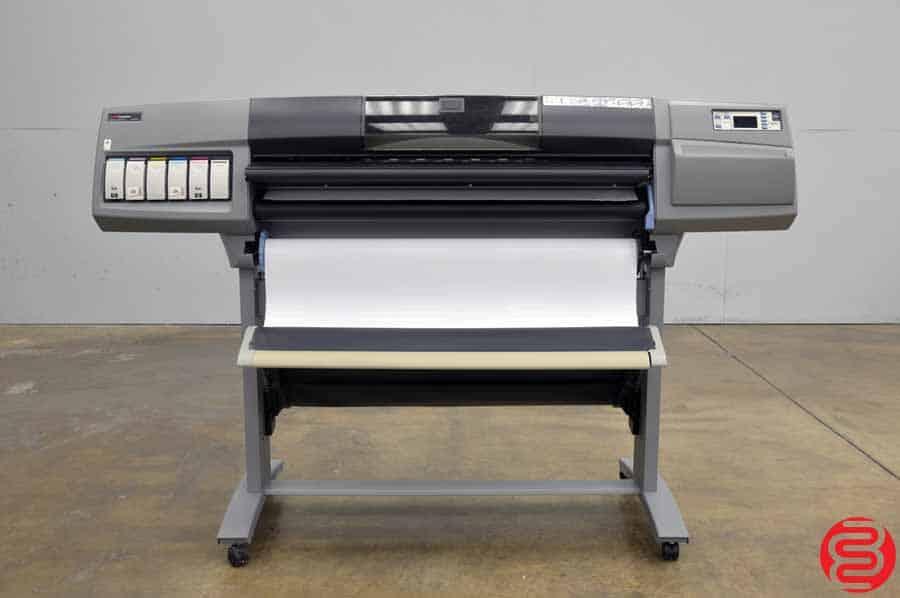 Kodak Polychrome Model 5542 Wide Format Printer w/ Matchprint Inkjet Proofer