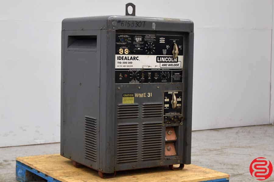 Lincoln Idealarc 300 Tig / Arc Welder