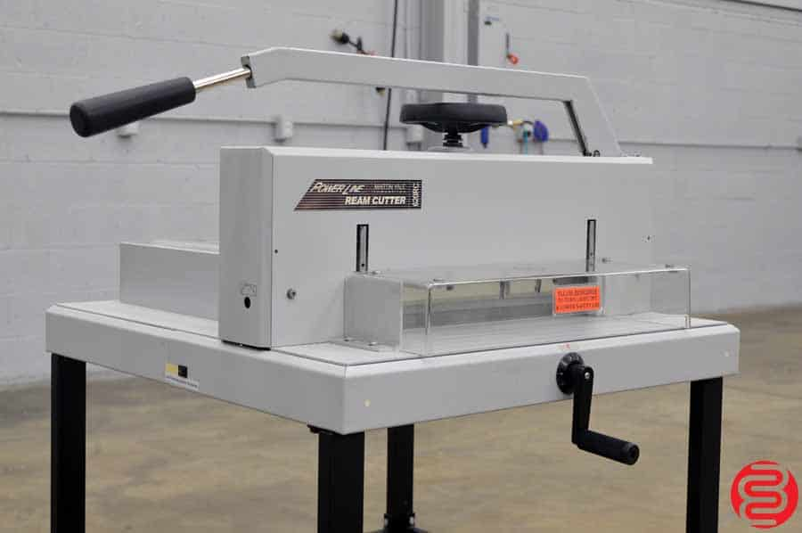 Martin Yale Power Line 620rc Ream Cutter 18 Quot Paper Cutter