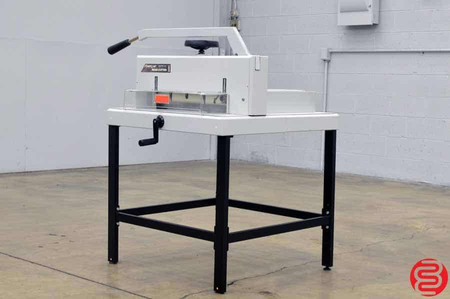 "Martin Yale Power Line 620RC Ream Cutter 18"" Paper Cutter"