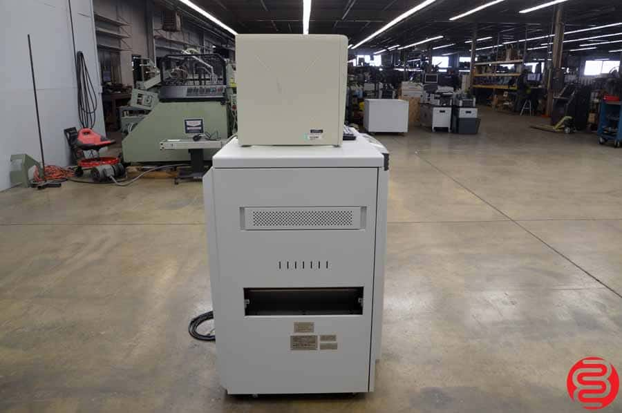1999 Mitsubishi Silver Digiplater SDP-Eco 1630 Computer to Plate System w/ Rip Computer