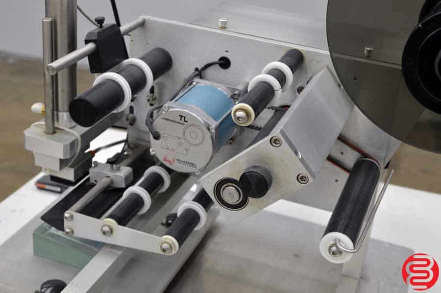 Quadrel TL2 Semi-Automatic Labeling Machine