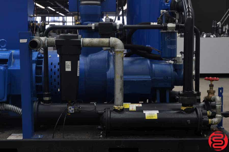 2016 Quincy QSI-500i 100HP Rotary Screw Air Compressor