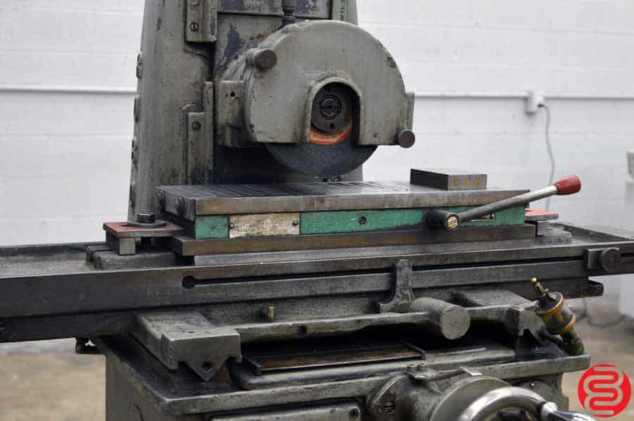 Robot Machinery Co. 6″ x 18″ Surface Grinder