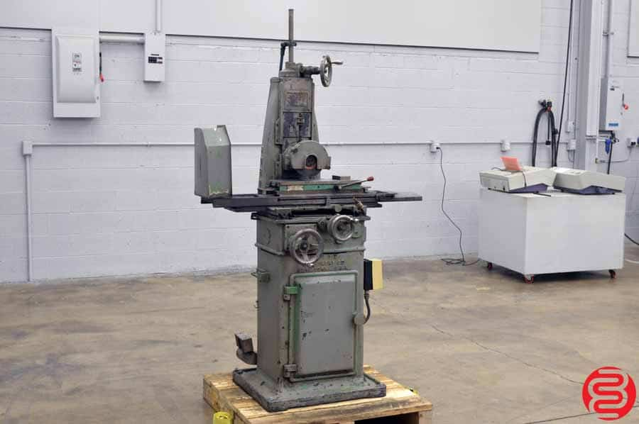 Robot Machinery Co 6 X 18 Surface Grinder Boggs Equipment