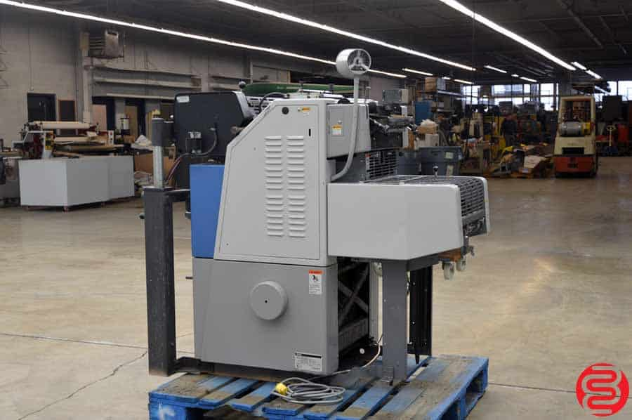 Ryobi 2800CD Single Color Offset Press