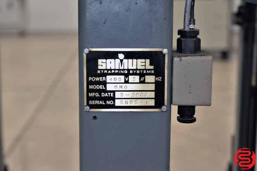 Samuel 6MG Underwrapper
