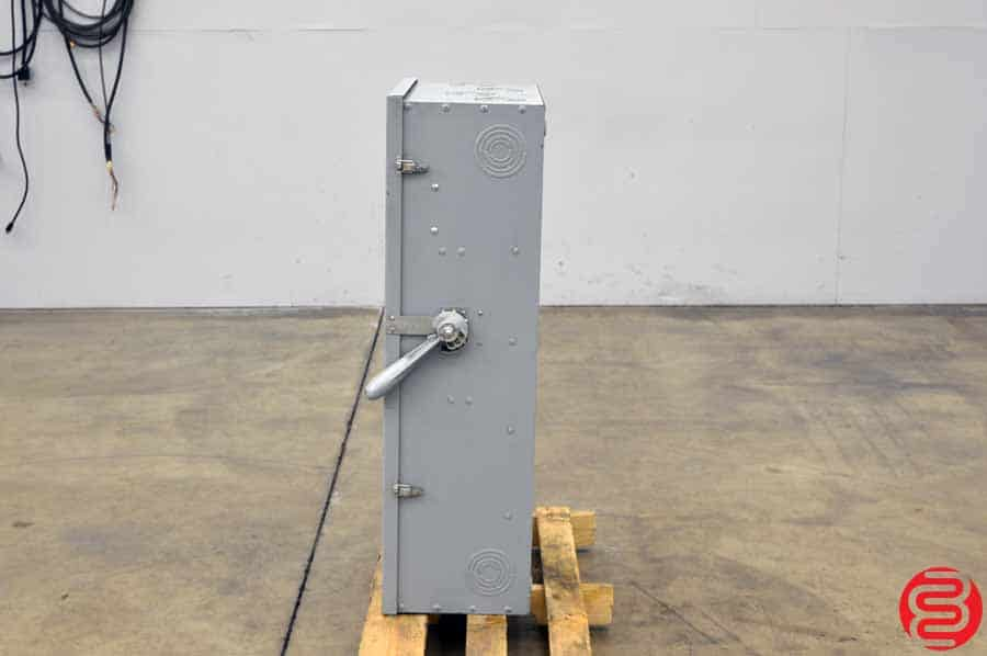 Siemens JN-425 400 Amp 240V Fused General Duty Safety Switch